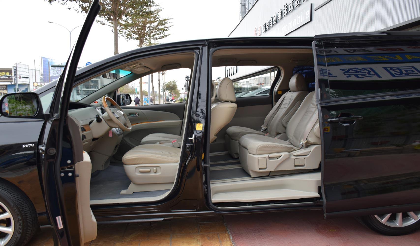 toyota previa-丰田国际车业-在库车辆